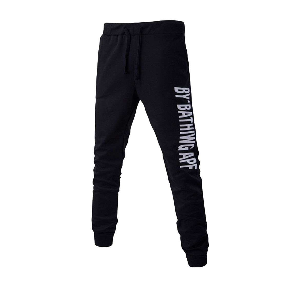 Click to Buy << Plus Size Black Gray Harem Pants Men Workout Joggers ...