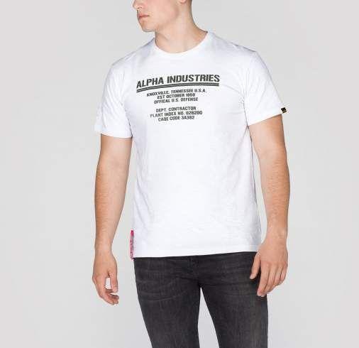 Alpha Industries Basic T Wmn silver pink tričko dámske  61138b82c76