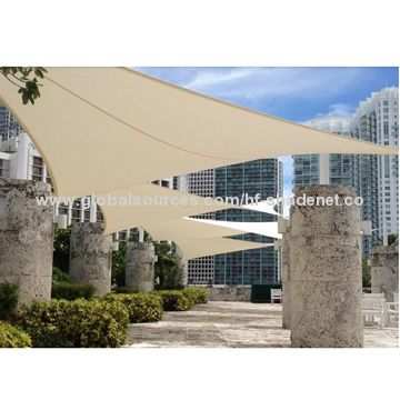 China Export Sun Shade Sail with Good-quality and Top UV