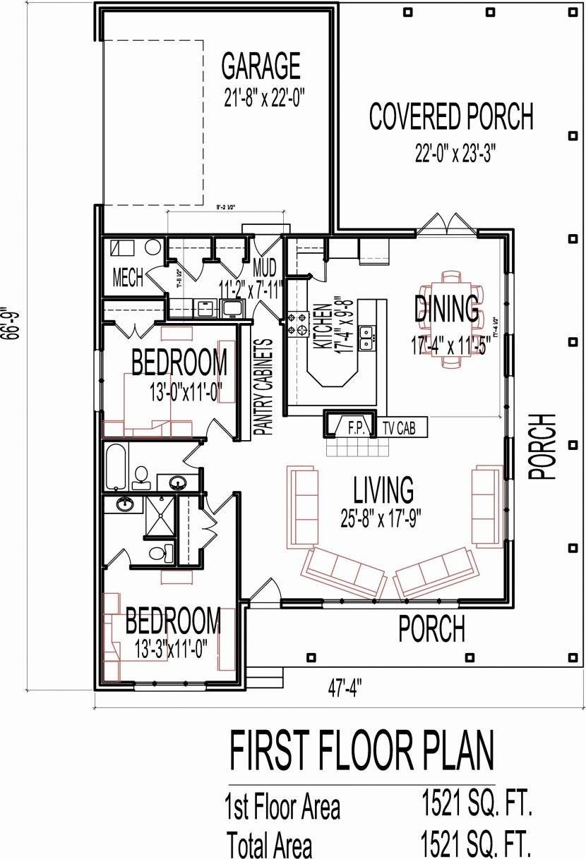39 Trendy English House Floor Plan That Will Delight You House Floor Plans Small House Plans Bedroom House Plans