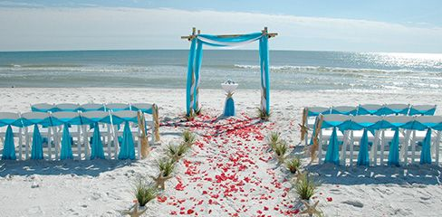 Beach Wedding Florida Sanibel Island