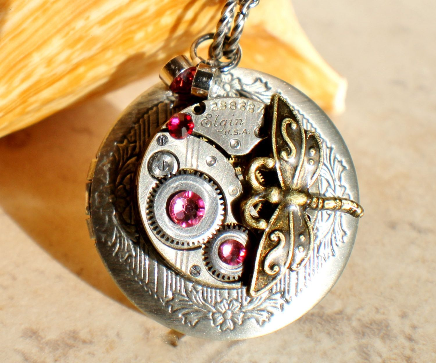 on with by and freeman watch charms pinterest create pin locket their personalized origami vivian charm adorable a lockets story owl