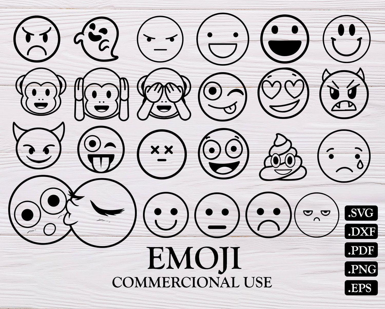 Emoji Svg Emoji Clipart Smiley Faces Svg Smiles Svg Smiley Svg Poo Svg Emotion Svg Emoji Dxf Face Svg Scrapbooking M Emoji Clipart Emoji Svg Clip Art