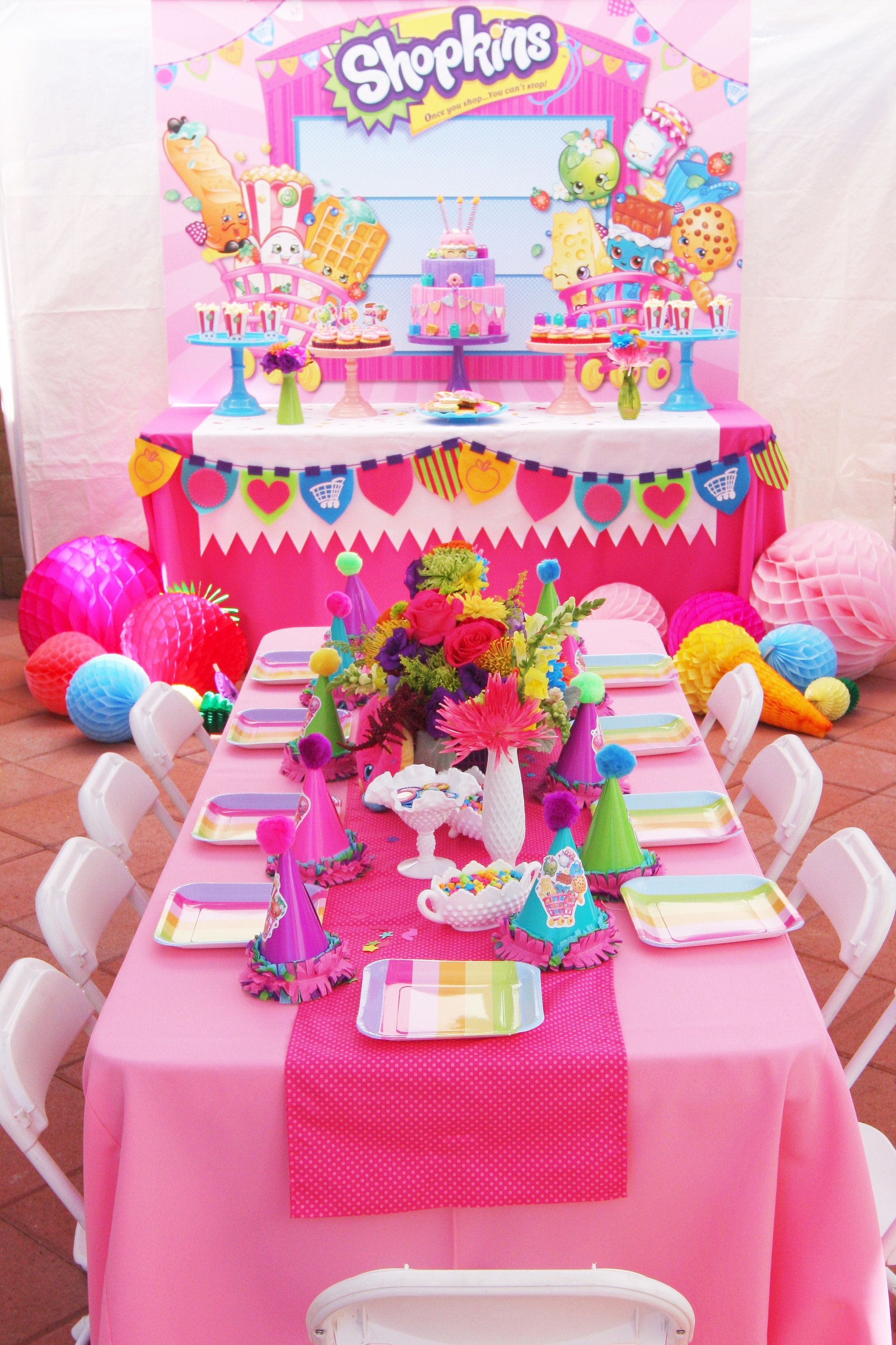 This Shopkins Birthday Party Puts All Others to Shame