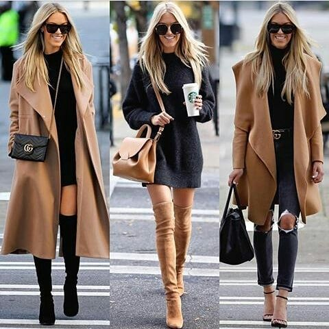 12+ Awesome Winter Outfits You Should Already Own – Fashion Looks 2019