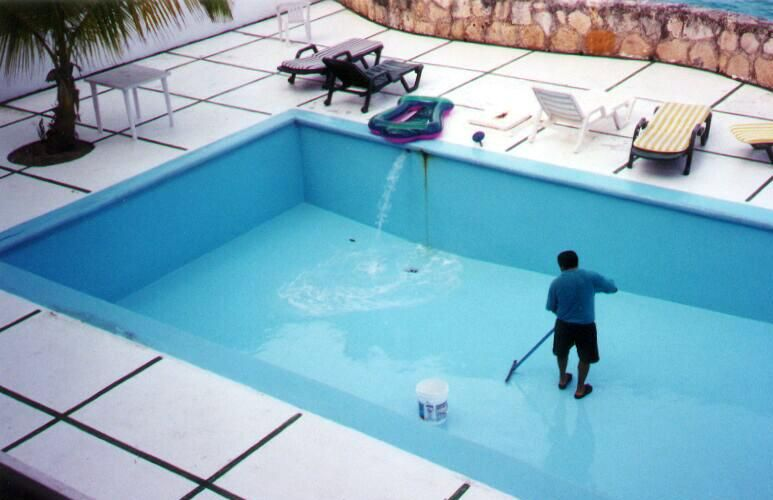 Pool Cleaning Tips cleaning pool filters is essential as it takes care of all the