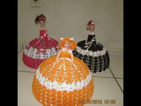 Fazendo Vestido De Abafador De Croche Passo A Passo Youtube Com