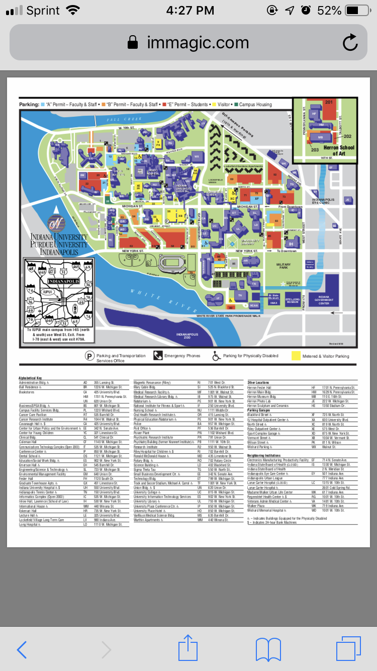 IUPUI Campus map in 2019 | Campus map, Places to go, Indiana on indiana university education, indiana university campus clock, indiana university residence halls, suny downstate campus map, dana-farber cancer institute campus map, indiana university bloomington campus, u pitt campus map, indiana state university map, berklee college campus map, unt health science center campus map, indiana university campus desktop wallpaper, iub map, iu map, metropolitan state college campus map, national institutes of health campus map, indiana university logo, horry georgetown technical college campus map, indiana university building map, bethany college campus map, indiana university dorms,
