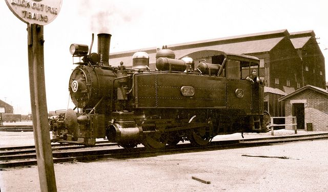Bhp Steam Locomotive Number 2 Newcastle Nsw N D Steam Locomotive Locomotive Abandoned Train