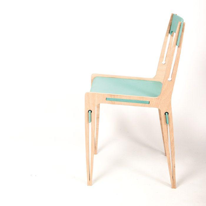 Projet Etudiant Peg La Chaise Pincee Hugo Le Bozec Chaise Bois Design Chaise Chaise Design
