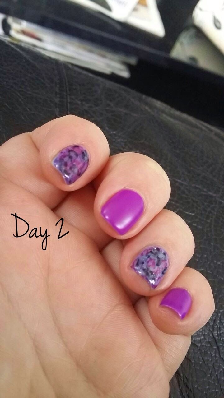 Sharpie Nail Art Longevity Update ~ Shannon Underwood Nails