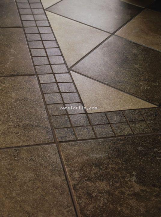Crossville Tile - Vista Americana - Porcelain Floor Tile|Green Recycled Tile | LEED
