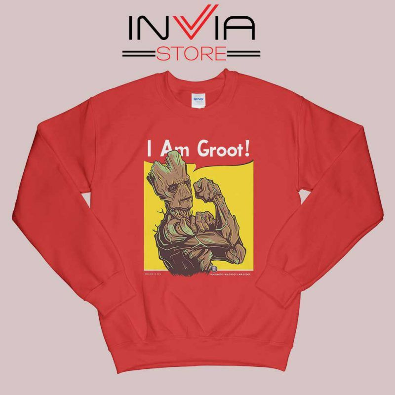 Best Groot Quotes Sweatshirt I Am Groot Guardians Of The Galaxy S 3xl Di 2020