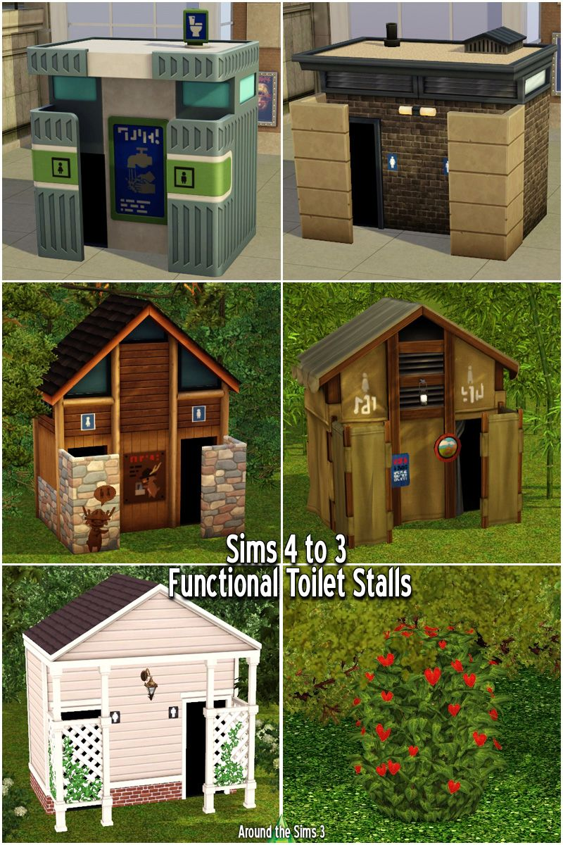 Esszimmer Sims 4 Around The Sims 3 Custom Content Downloads Objects Plumbing