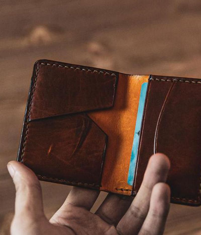 Leather Wallets Made In Usa Pilot