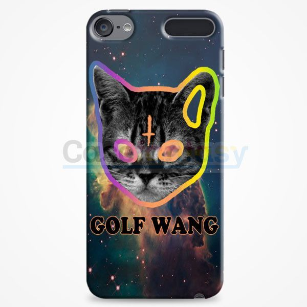 bcabbda6daf8 Odd Future Golf Wang Cat iPod Touch 6 Case