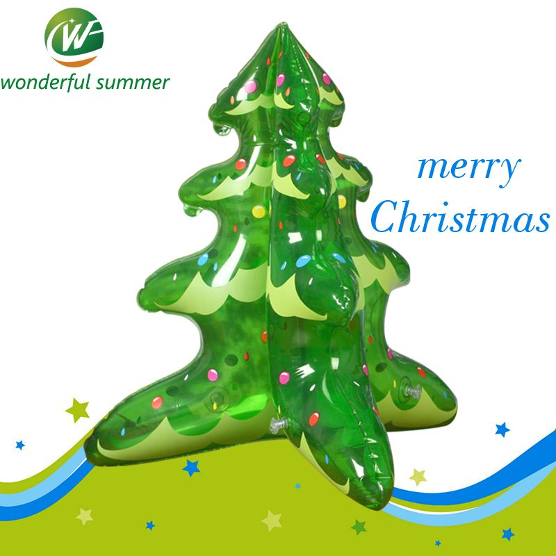 Hot Sell Christmas Tree Inflatable Toys For Children Home Decoration