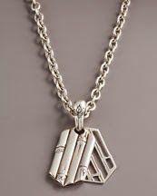 سلاسل فضة رجالى Silver Necklace Pendant Necklace Pendant