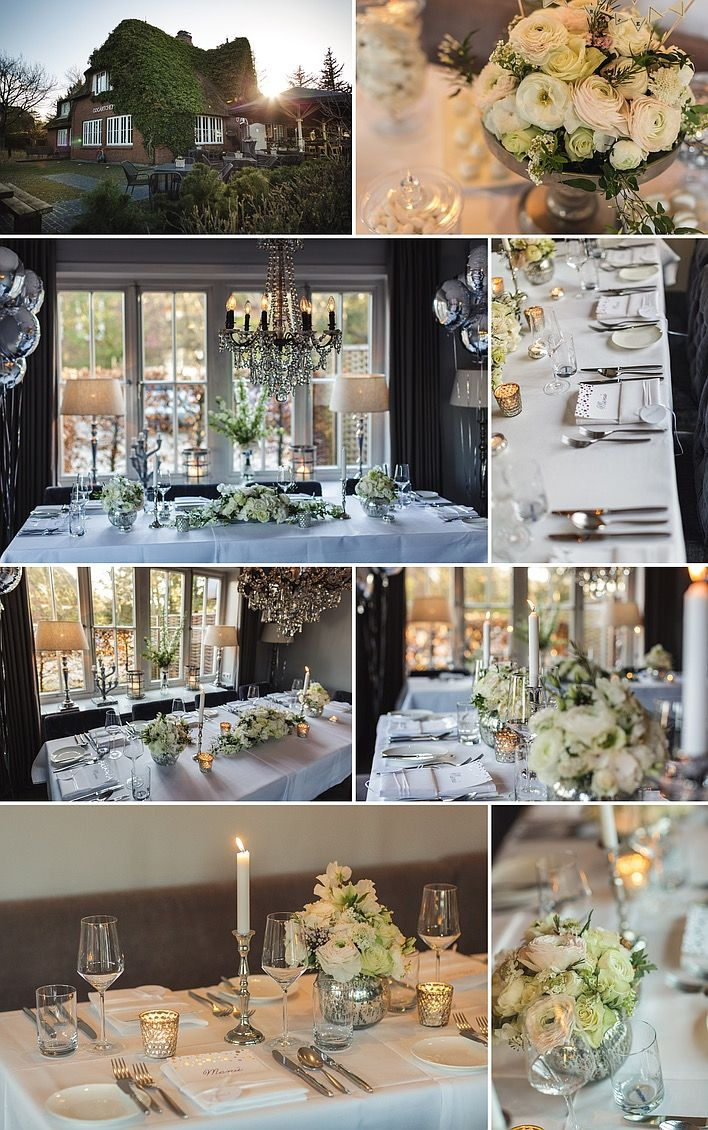 our wedding on the German coast, loved everything about it! We had our reception at Gogärtchen. Photos by Roland Michels