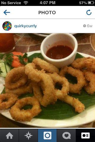 Calamares #pinoyfood
