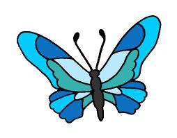 Risultati Immagini Per Disegni Di Farfalle Colorate Da Stampare