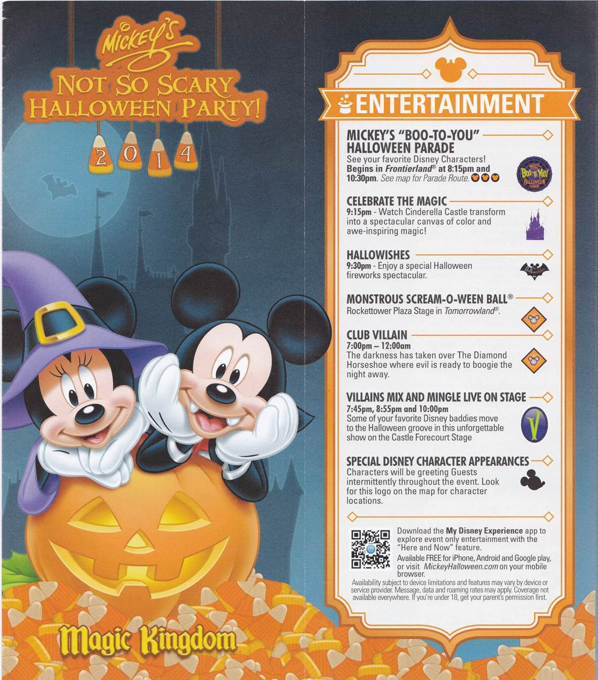 Review Of Disney World Mickeys Not So Scary Halloween Party