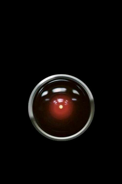 Hello My Name Is Hal Iphone Wallpaper Space Phone Wallpaper Cool Wallpapers For Phones