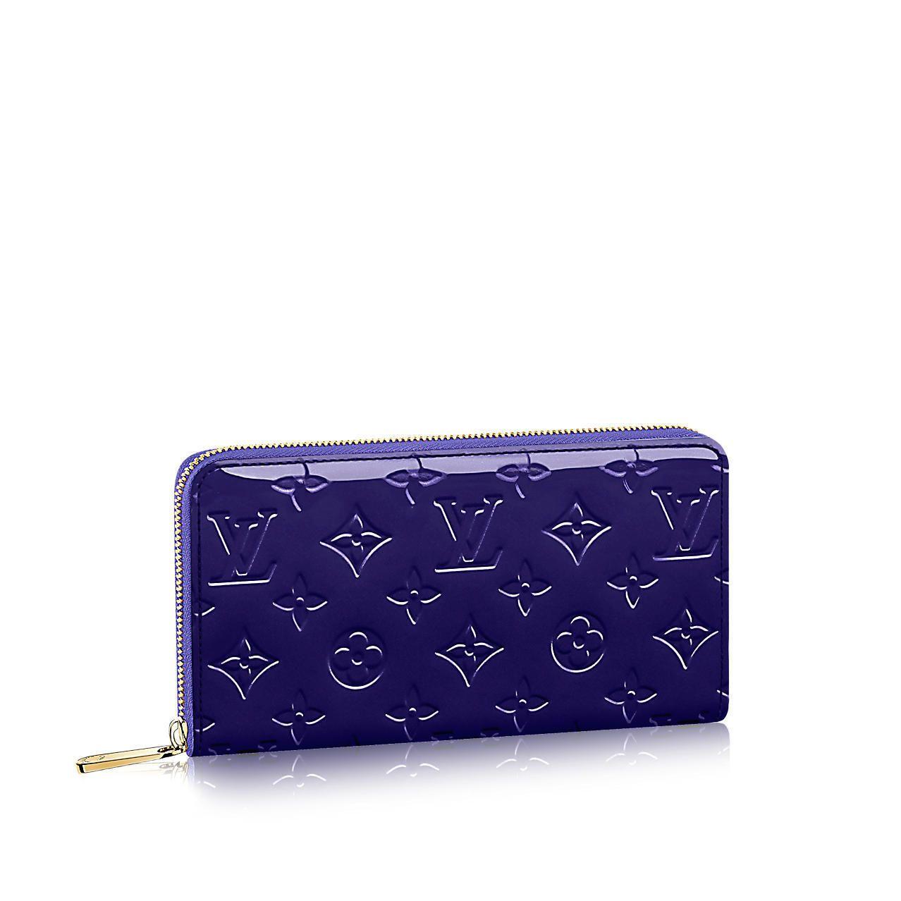 half off 97391 e2e4c Louis Vuitton ZIPPY WALLET Monogram Leather Long Wallets ...
