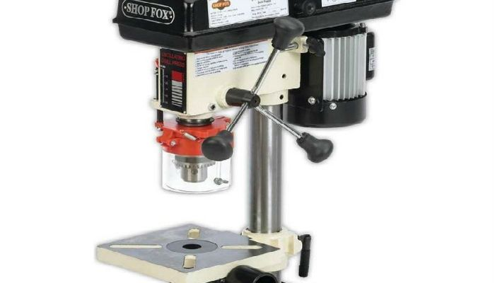 Pin En Shop Fox W1667 Drill Press