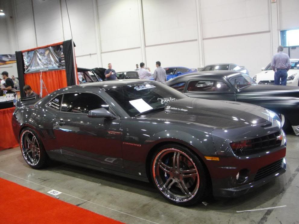 Custom wheels gallery - Page 12 - Camaro5 Chevy Camaro Forum / Camaro ZL1,  SS