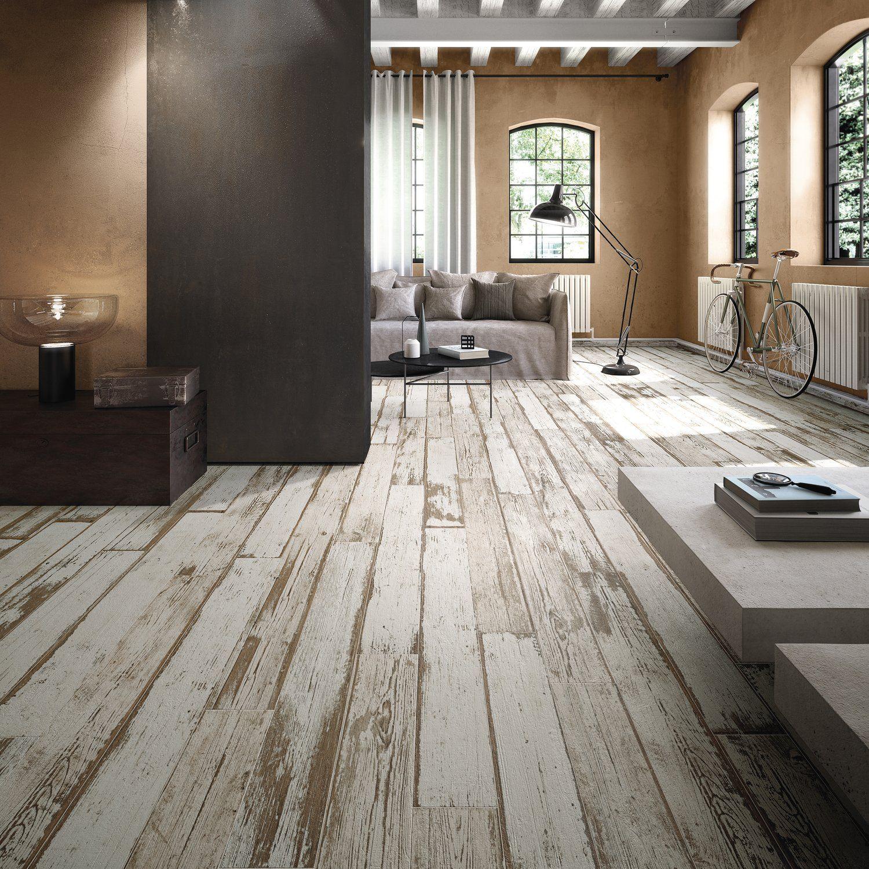Un carrelage comme un plancher de cabane | Carrelage sol, Carrelage aspect bois, Sol et mur