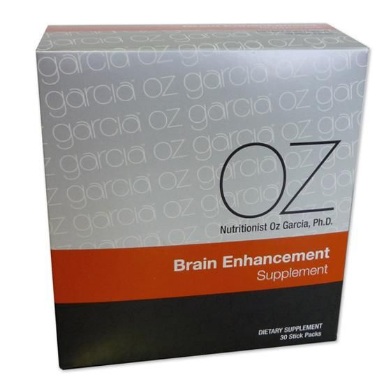 OZ Brain Enhancement | Oz Garcia