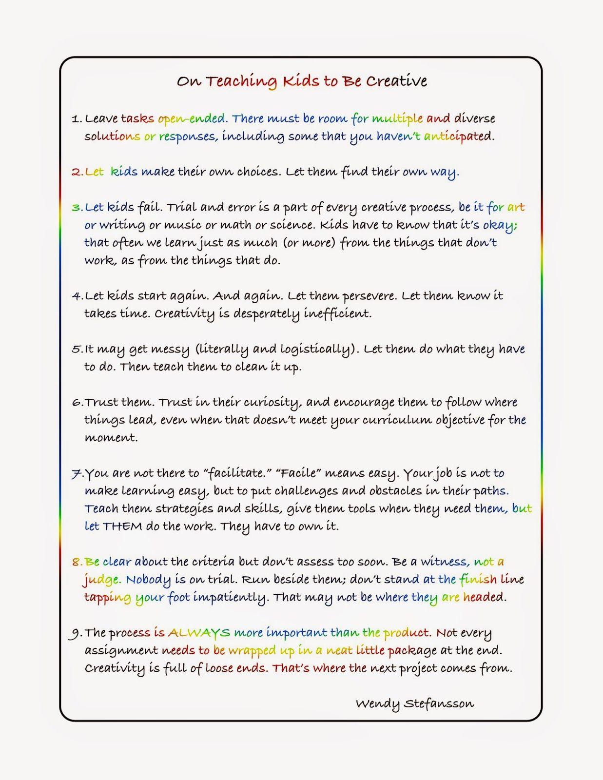 My Creed Teaching Philosophy Teaching Teaching Philosophy Examples