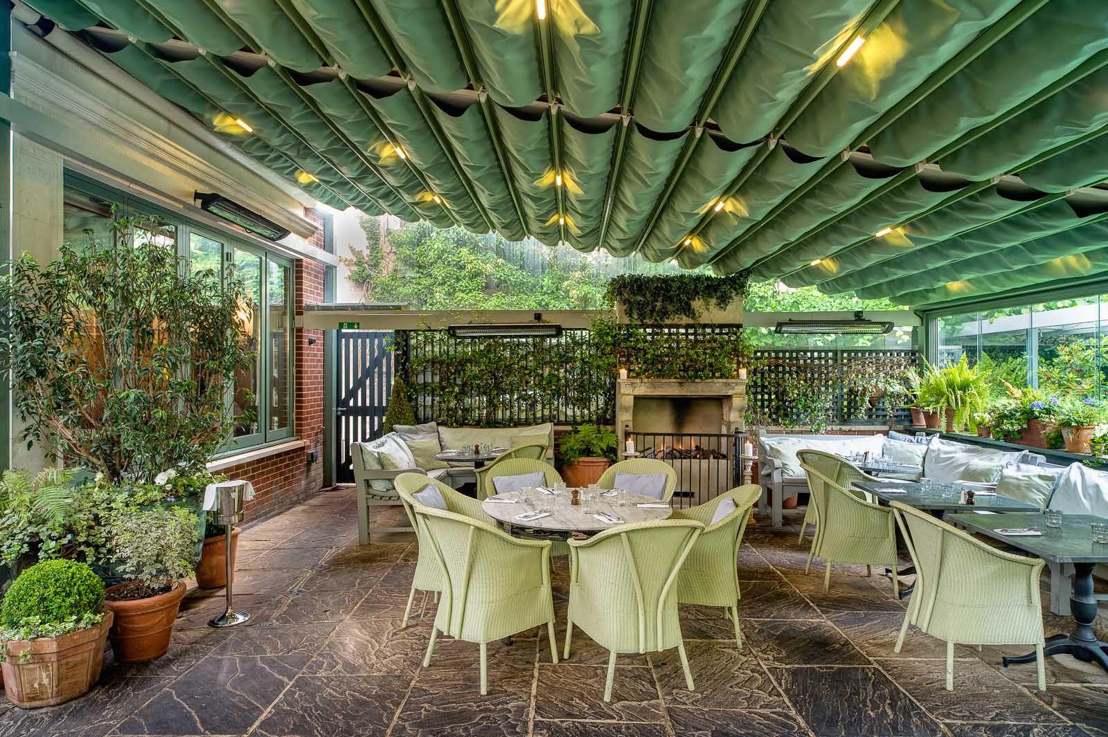 The Ivy Chelsea Garden | Design inspiration | Pinterest | Chelsea ...