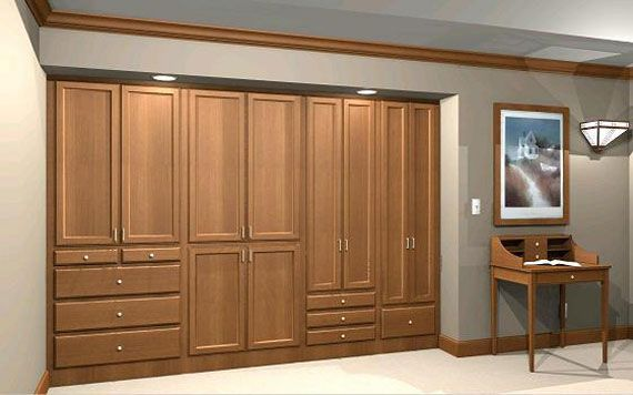 Wardrobe Design Ideas For Your Bedroom 46 Images Wardrobe Wall Build A Closet Bedroom Closet Design