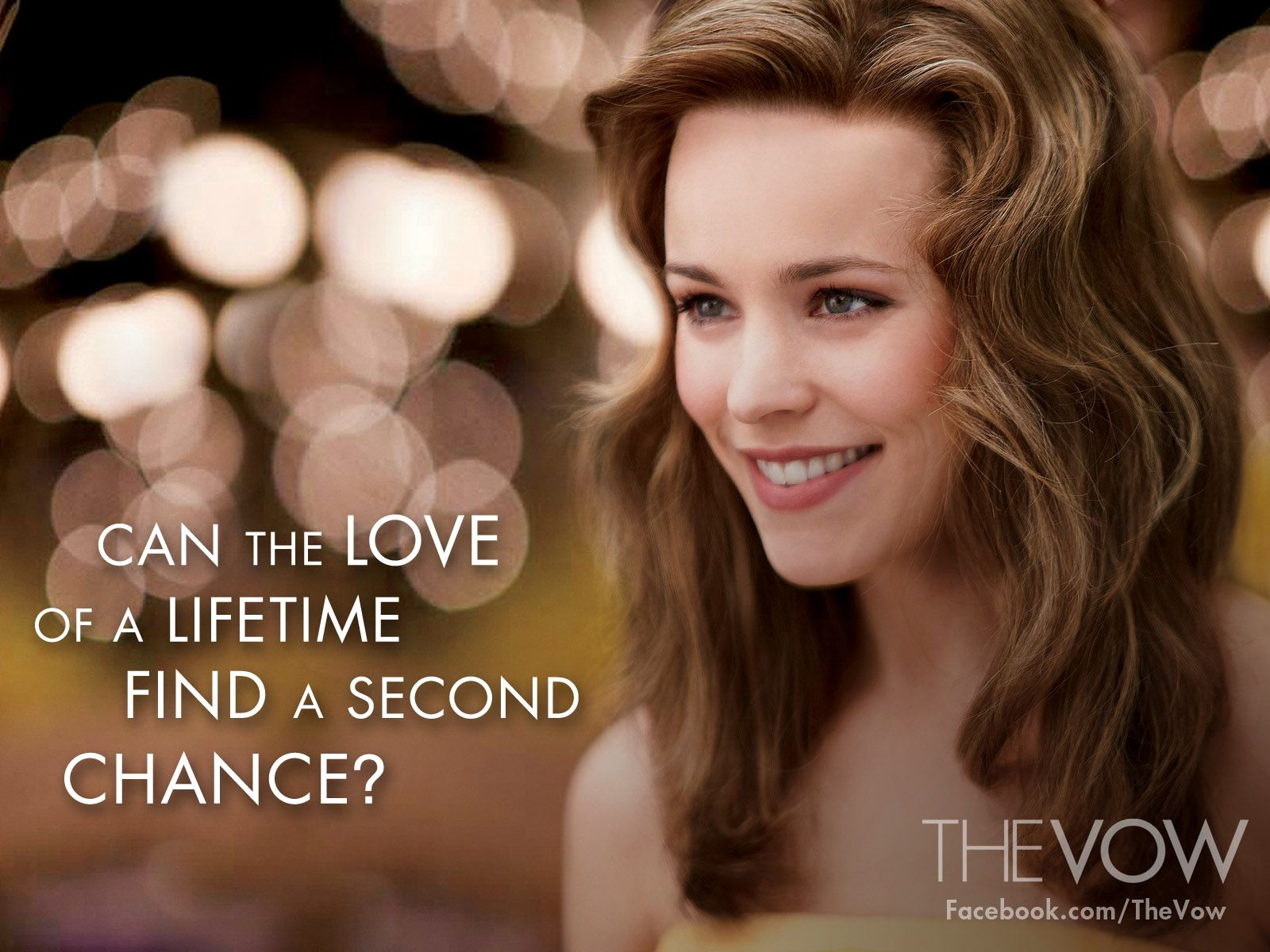 Rachel McAdams in The Vow