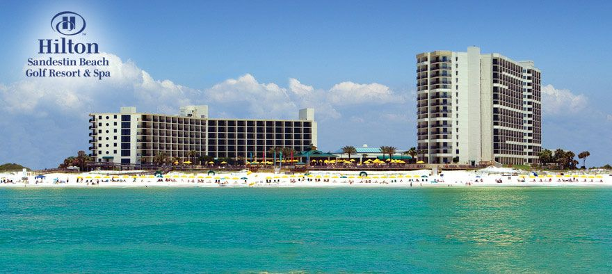 Destin Florida Hotels Beach Vacations Hilton Sandestin Resort