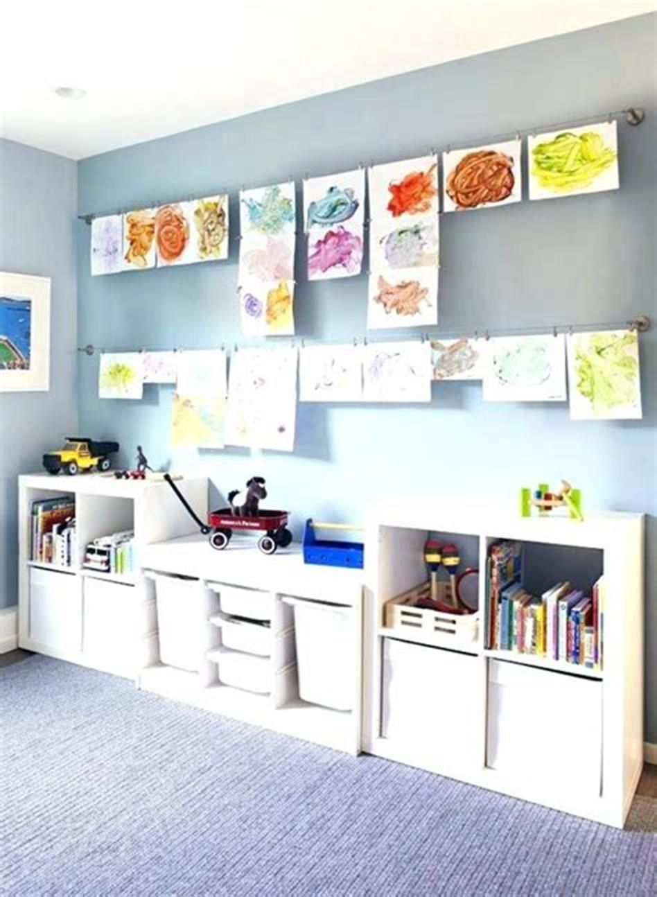 30 Best Cheap Ikea Kids Playroom Ideas For 2019 Viralinspirations Kids Room Organization Playroom Storage Kid Spaces
