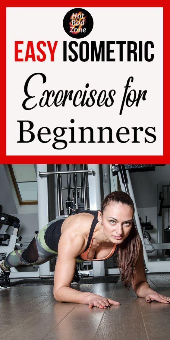 Easy Isometric Exercises for Beginners