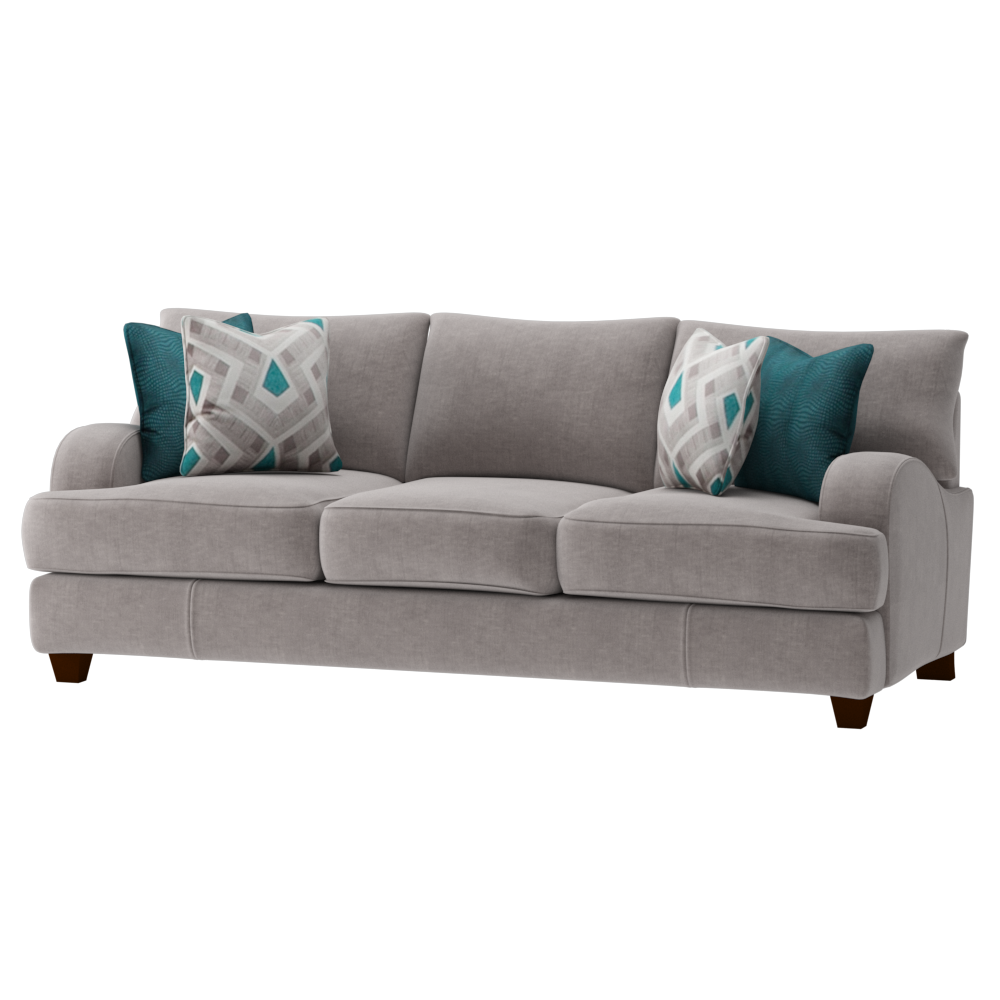 Rosalie 93 Recessed Arm Sofa In 2020 Wayfair Couches Sofa