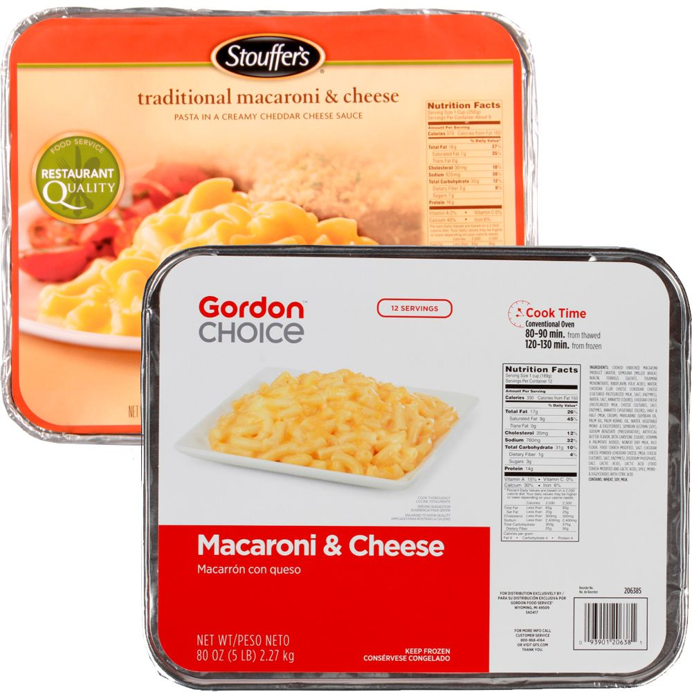 Macaroni & Cheese  Find this and other BBQ menu items at
