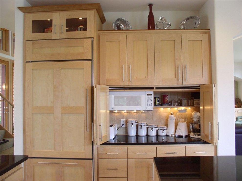 bifold cabinet doors with | Kitchen | Pinterest | Doors and Kitchens