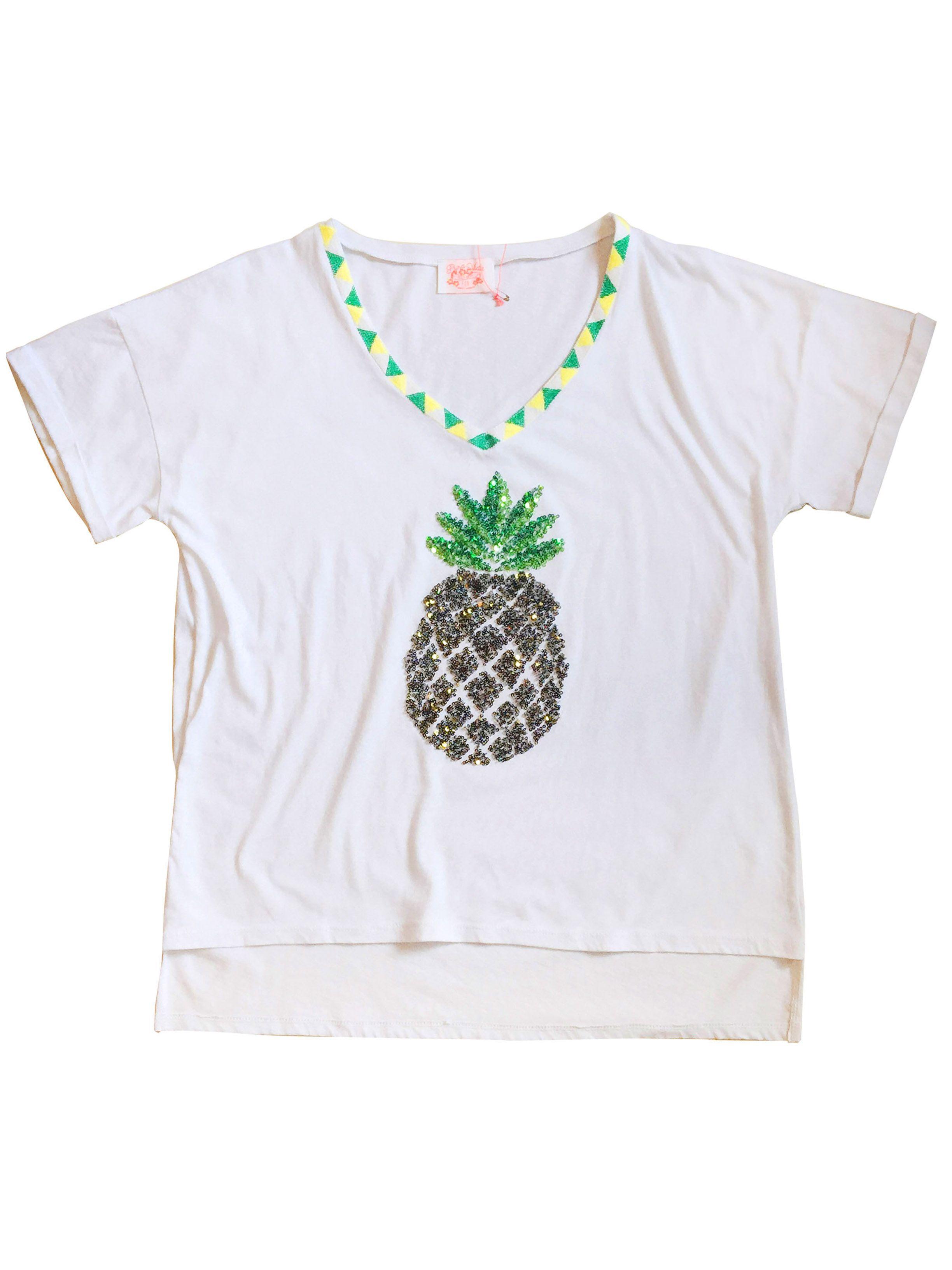 SS2017 Pineapple T-shirt