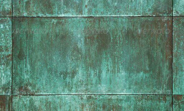 Oxidised Molten Copper Panelling Copper Patina Green Copper Copper Paint