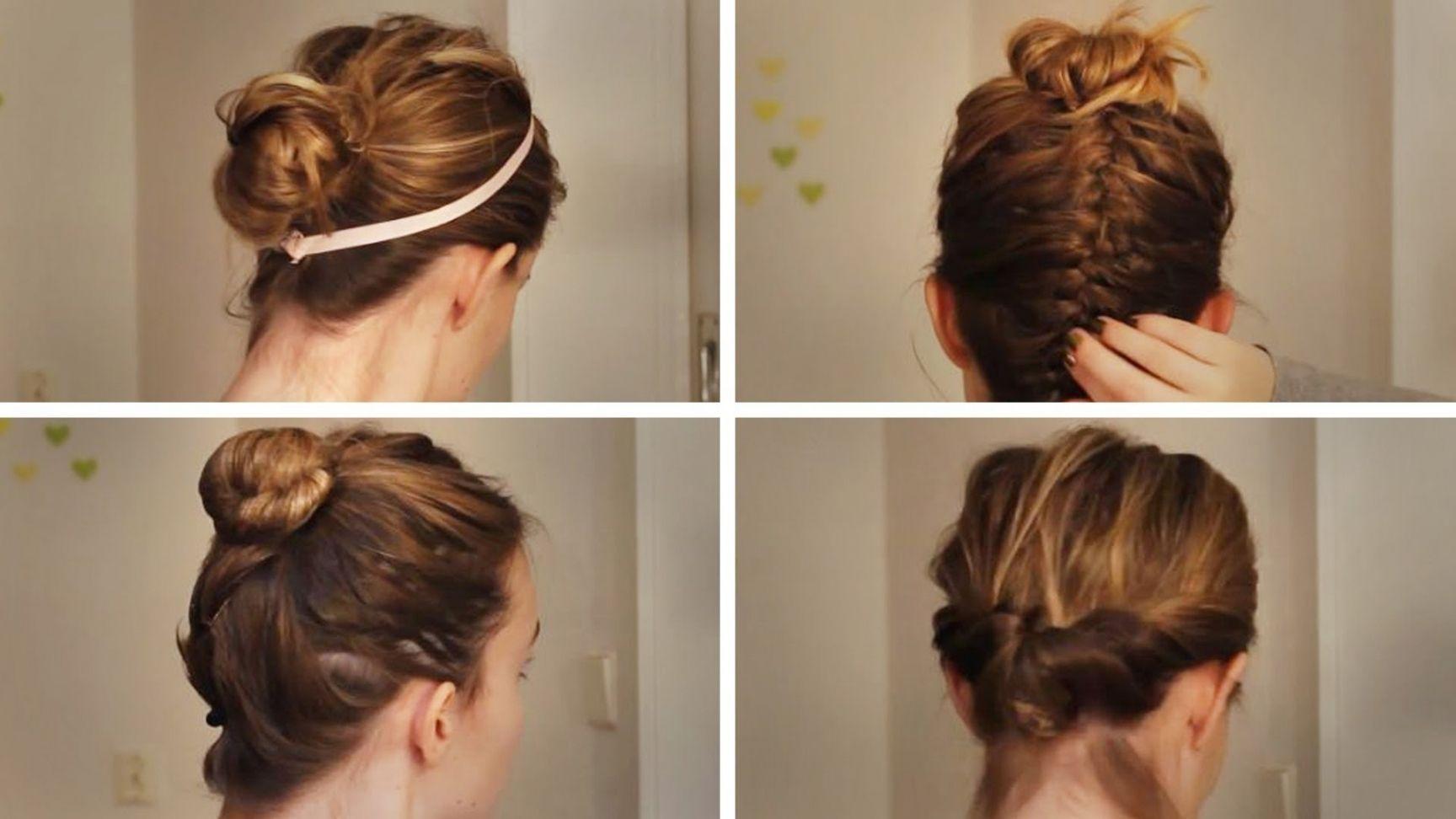 Easy hairstyles medium length hair medium hairstyles easy