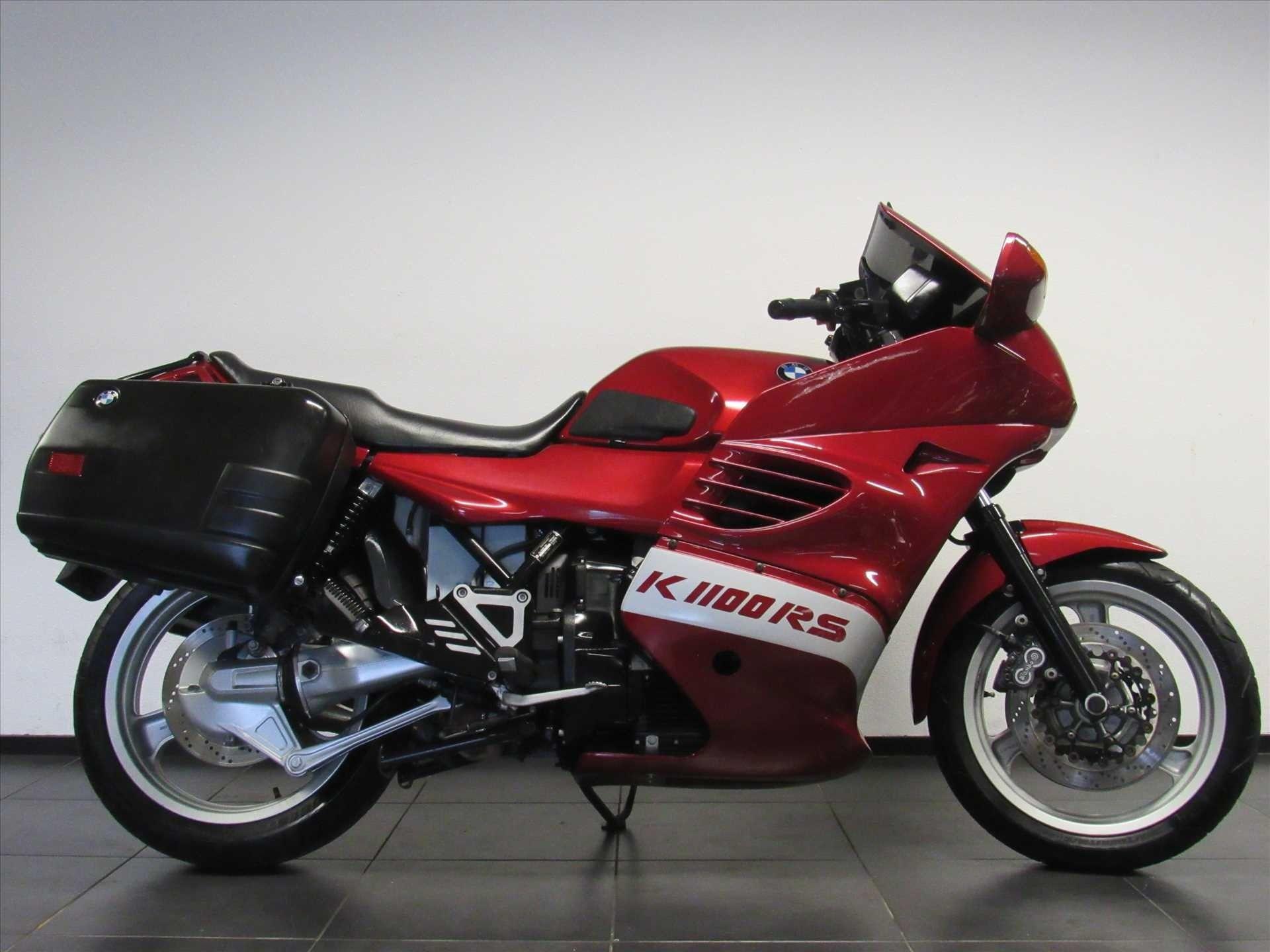 Bmw K 1100 Rs 1994 Motoroccasion Nl Motormerken En Typen