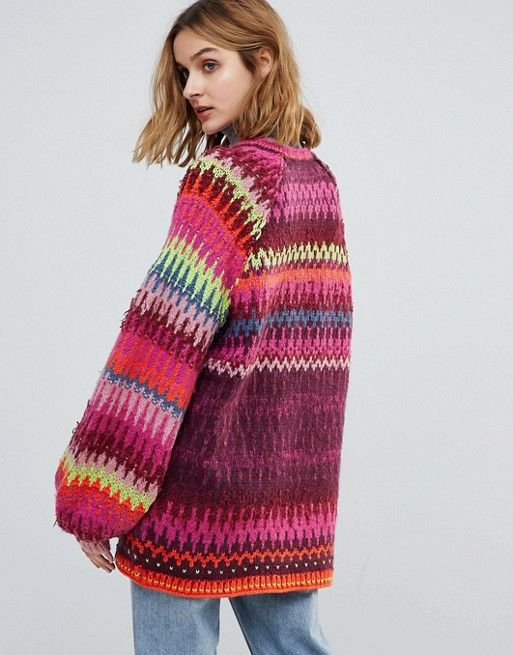 huge inventory discount sale amazing selection Free People Castles In The Sky Alpaca Mohair Blend Jumper ...