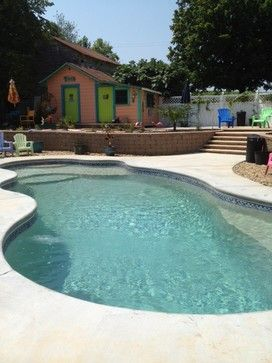 Fiberglass Pool Ideas swimming pool simple and cheap fiberglass swimming pool ideas for small space house awesome fiberglass pool Viking Fiberglass Pool Images Viking Fiberglass Fiji Pool Design Ideas Pictures Remodel