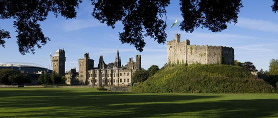 Cardiff Castle, Wales (Past: Autumn 2006) | Castles in ...