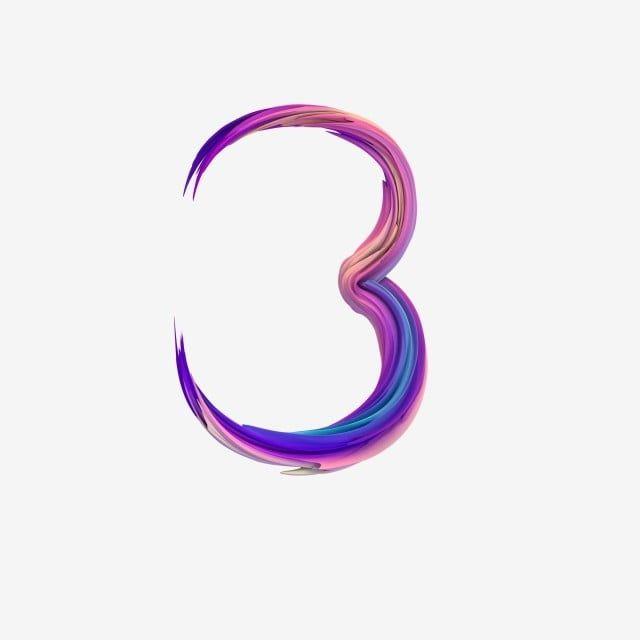 ثلاثي الأبعاد كلمة رقم 3 عنصر العنصر التجاري 3 المرسومة كلمة الفن عدد ثلاثي الأبعاد Png صورة للتحميل مجانا Three Dimensional Art Symbols